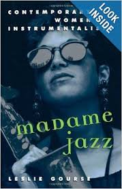 Madame Jazz Cover